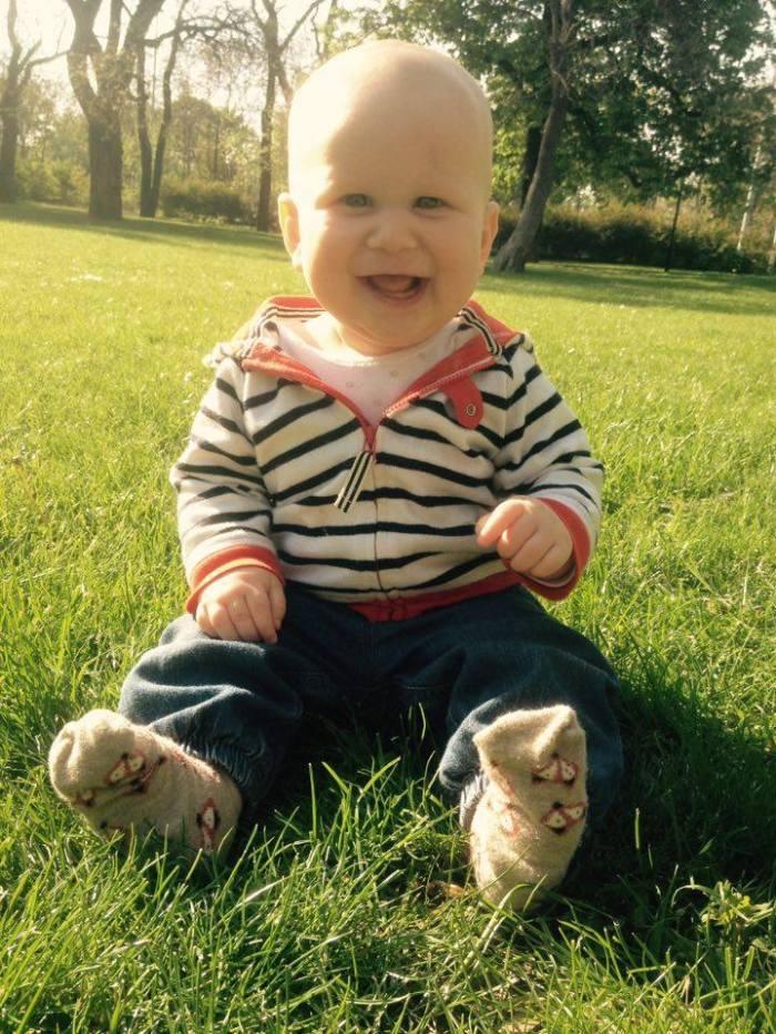 Timi v trave